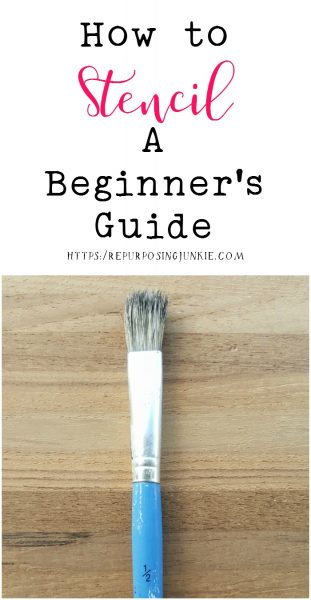 How to Stencil a Beginner's Guide