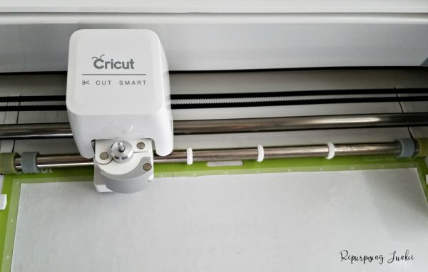 Supply List for Making Stencils with a Cricut