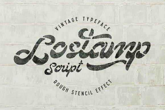 Fantastic Stencil Fonts for Making Stencils