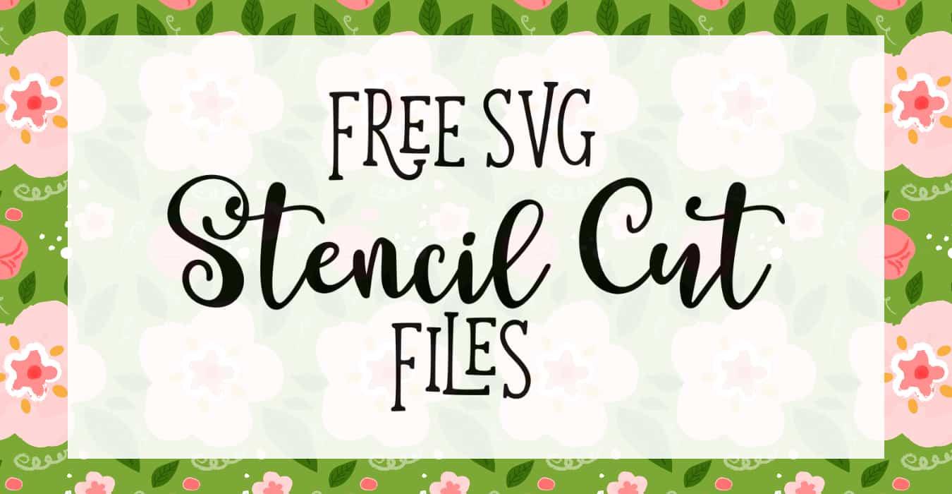 Free SVG Cut Files